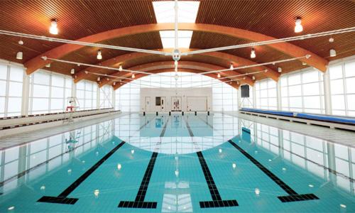 The CLC Sports Centre