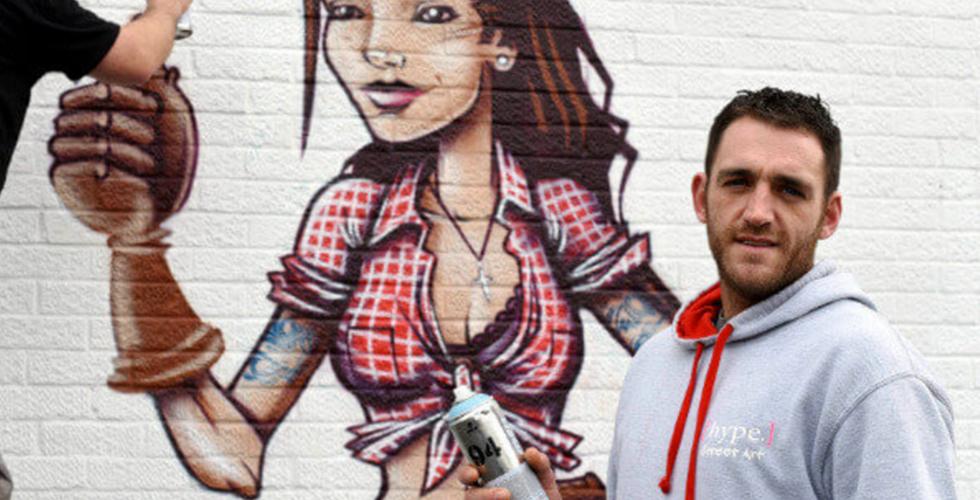 Hype Street Art