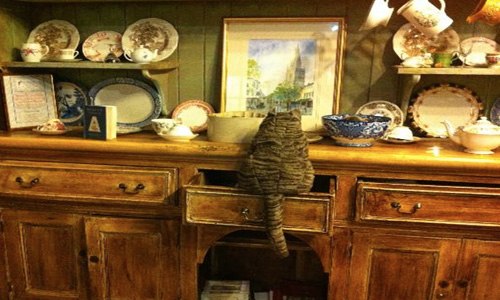 Beatrix Potter's The House of the Tailor Museum