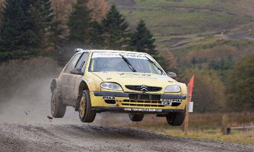 Gwynne Speed Rally School