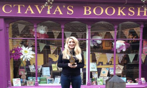 Octavia's bookshop